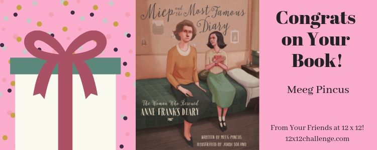 Meip and the Most Famous Diary by Meeg Pincus
