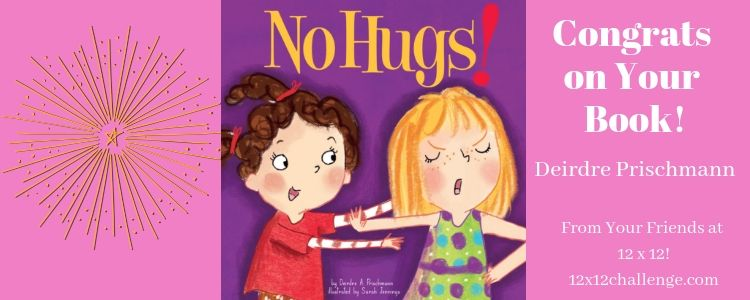 No Hugs by Deirdre Prischman