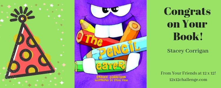The Pencil Eater by Stacey Corrigan
