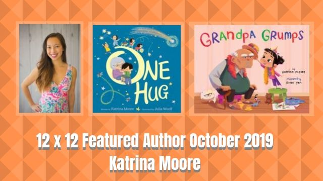 Featured Author Katrina Moore October 2019