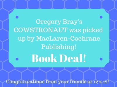 Gregory Bray Announcement
