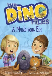 Dino Files by Stacy McAnulty