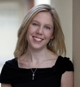 Author Stacy McAnulty