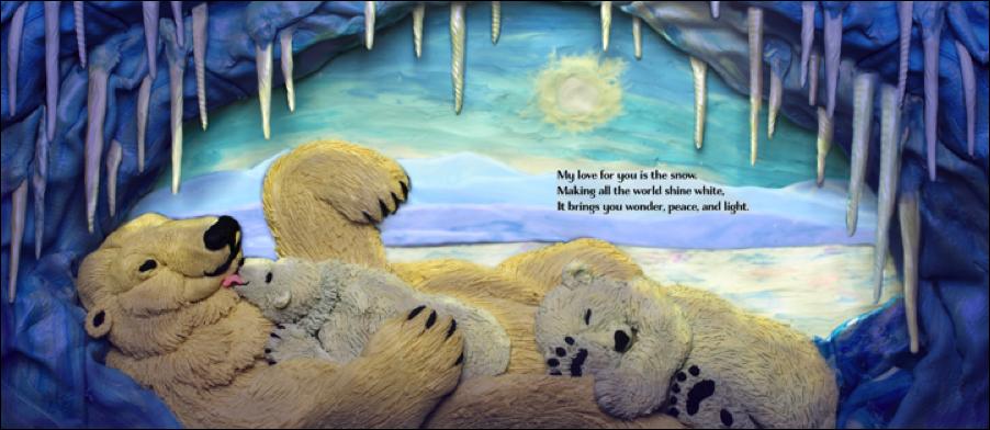 Polar Bear spread