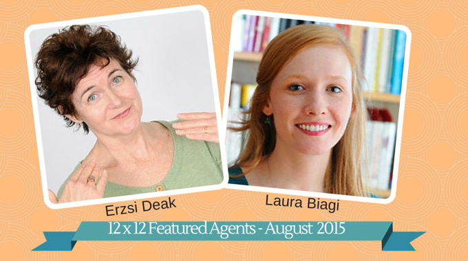 Erzsi Deak & Laura Biagi – 12 X 12 Featured Agents August 2015