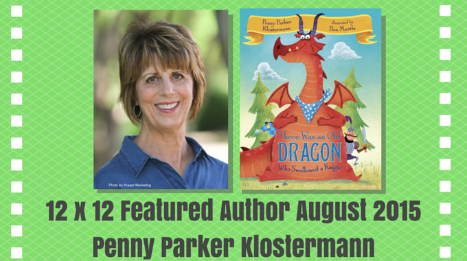 Penny Parker Klostermann – Featured Author August 2015
