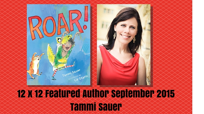 Tammi  Sauer – 12 X 12 Featured Author September