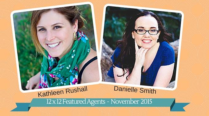 Kathleen Rushall – 12 X 12 Featured Agent November 2015