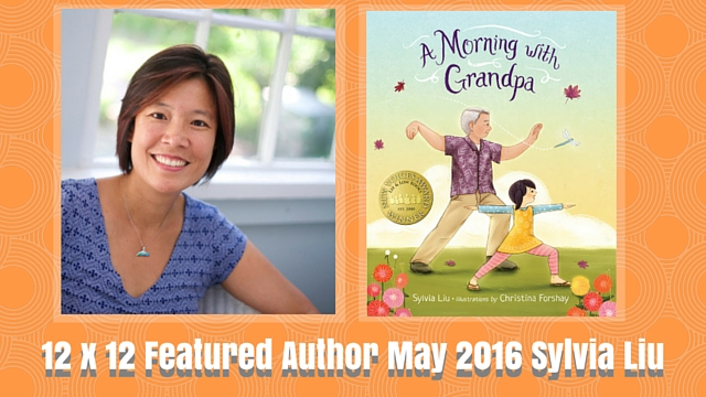 12 X 12 Featured Author Sylvia Liu