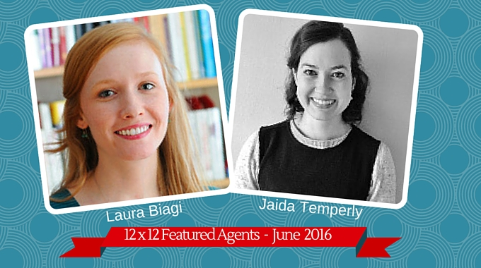 Laura Biagi & Jaida Temperly – 12 X 12 Featured Agents June 2016
