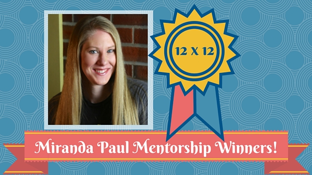 Miranda Paul Mentorship Winners!