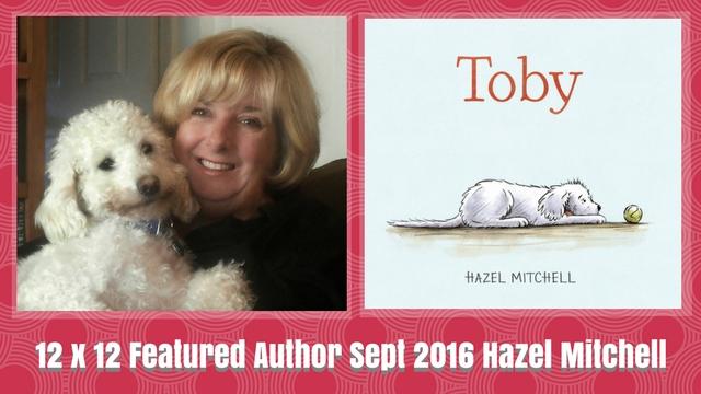 12 X 12 Featured Author September 2016 – Hazel Mitchell