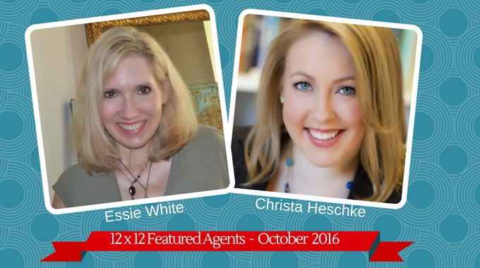 Essie White & Christa Heschke – 12 X 12 Featured Agents October 2016