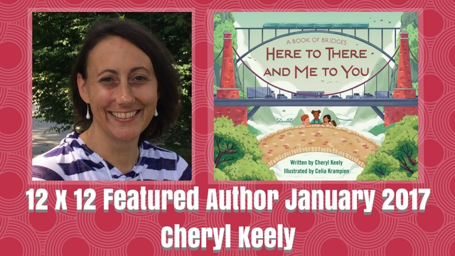 12 X 12 January 2017 Featured Author – Cheryl Keely