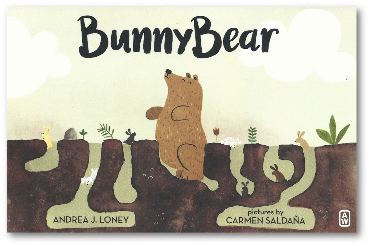 BunnyBear by Andrea J. Loney