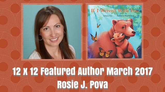 12 X 12 Featured Author Rosie Pova 2017