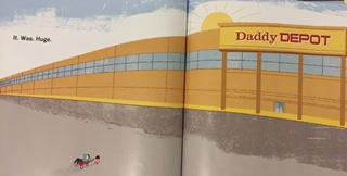 Daddy Depot - It was huge