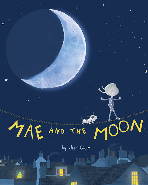 MAE AND THE MOON
