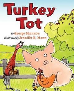 Turkey Tot By Jennifer K Mann