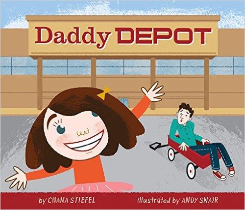 DADDY DEPOT by Chana Stiefel
