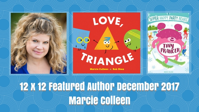 12 X 12 Featured Author December 2017 – Marcie Colleen