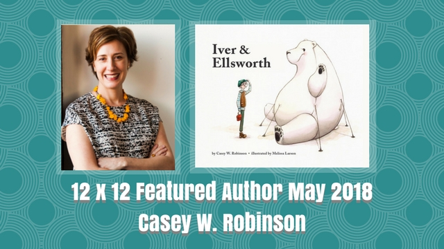 Featured Author Casey Robinson 2018