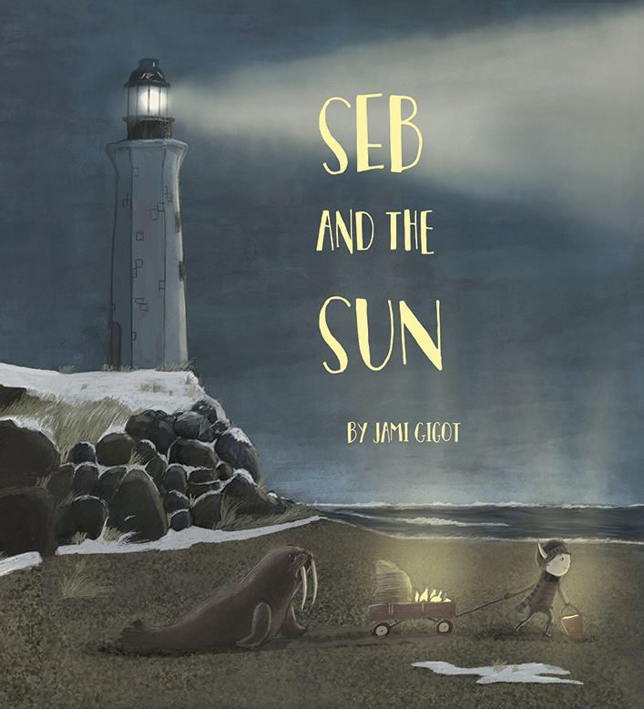Seb And The Sun By Jami Gigot