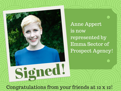 Anna Appert with Emma Sector