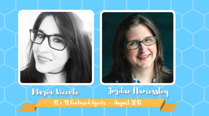 Maria Vicente And Jordan Hamessley – 12 X 12 Featured Agents August 2018