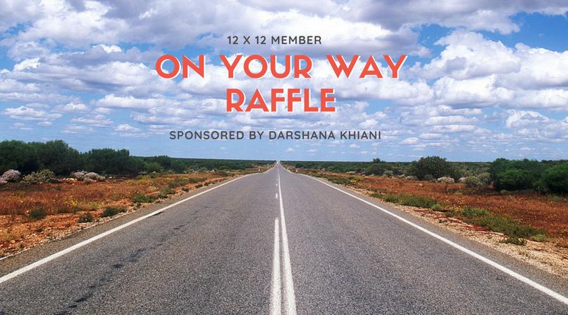 On Your Way Raffle Winner!
