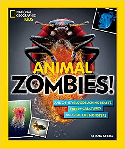 Animal Zombies By Chana Stiefel