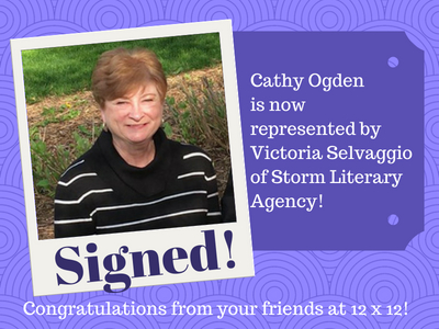 Cathy Ogden - Agent News