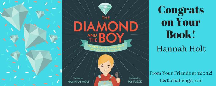 Hannah Holt - The Diamond and the Boy
