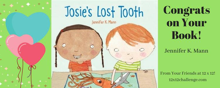 Jennifer K Mann - Josies Lost Tooth
