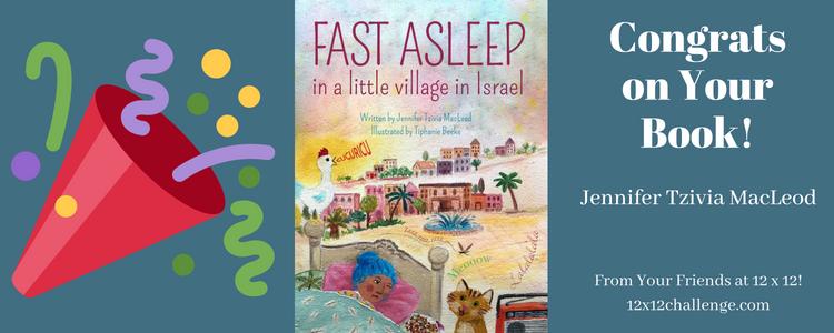 Jennifer Tzivia MacLeod - Fast Asleep in a Little Village in Israel