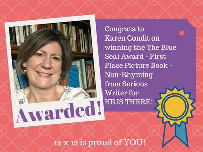 Karen Condit - Serious Writer Award