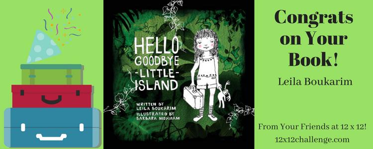 Leila Boukarim - Hello Goodbye Little Island