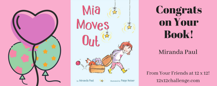 Miranda Paul - Mia Moves Out