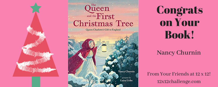 Nancy Churnin - First Christmas Tree