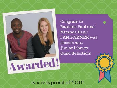 Miranda Paul and Baptiste Paul - I AM FARMER - Junior Guild
