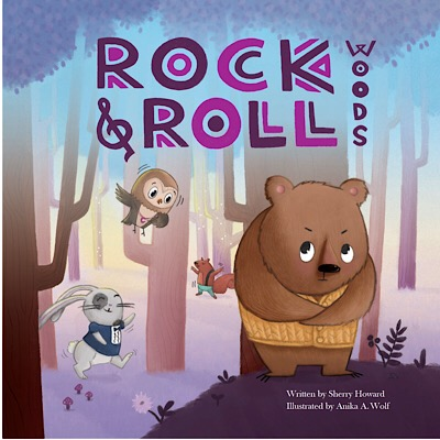 Rock And Roll Woods By Sherry Howard