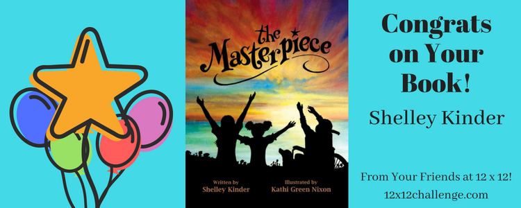 Shelley Kinder - The Masterpiece