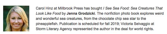 Jenna Grodzicki Book