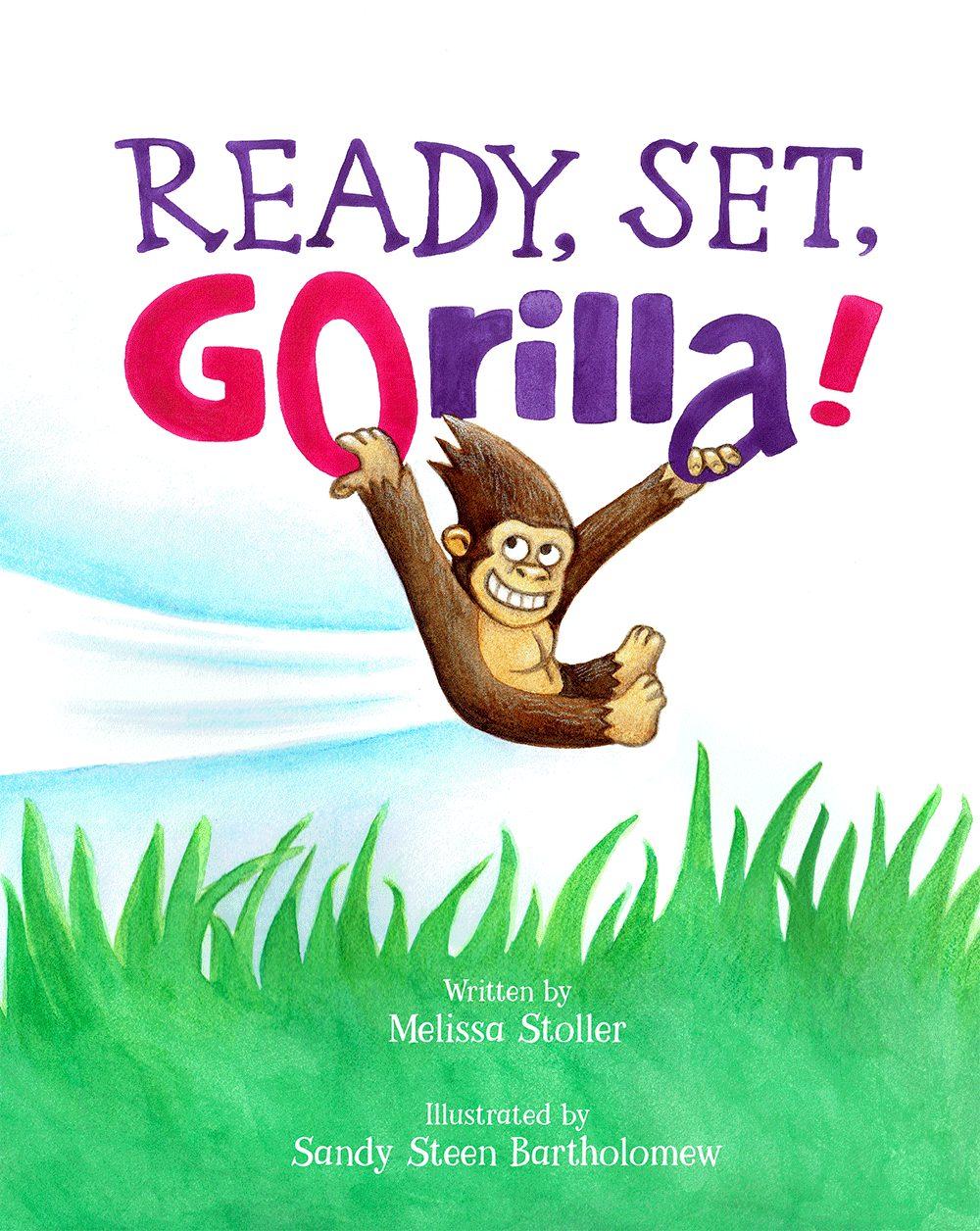 READY, SET, GORILLA
