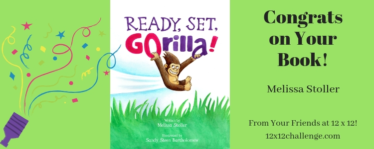 Ready Set Gorilla by Melissa Stoller (1)