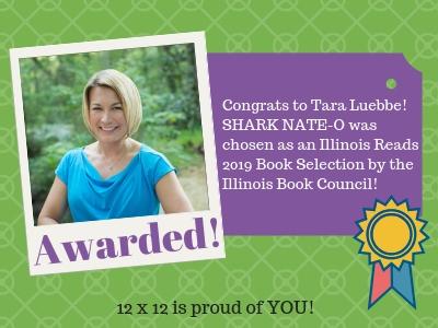 Tara Luebbe Award Illinois