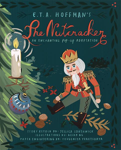 The Nutcracker - Jessica Southwick