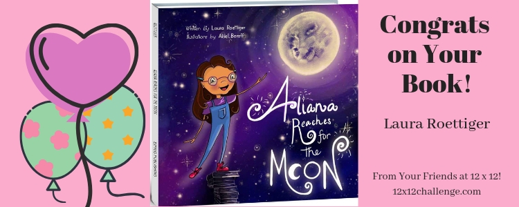 Aliana Reaches for the Mon by Laura Roettiger banner
