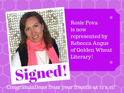 Rosie Pova agent signing