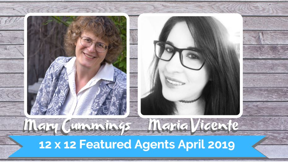 April 2019 Agents - Mary Cumming And Maria Vicente